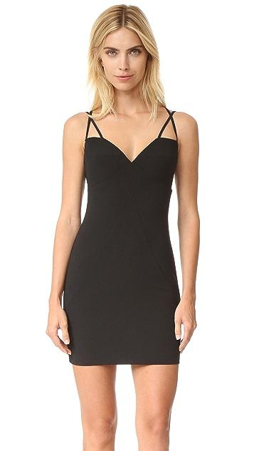 Black Halo Behati Mini Dress
