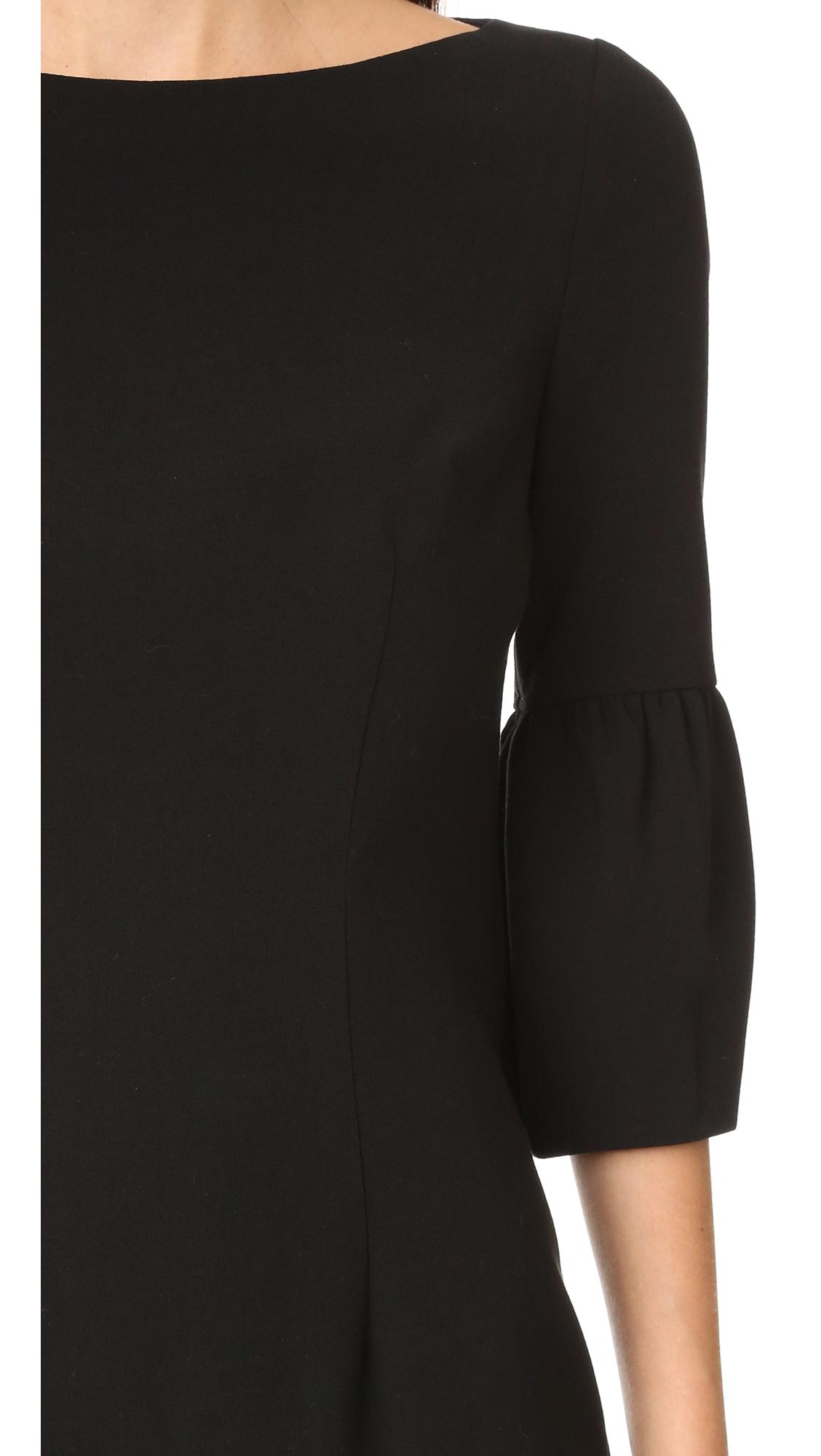 Мини-платье Mooreland Black Halo  (BLACK3035912867169)