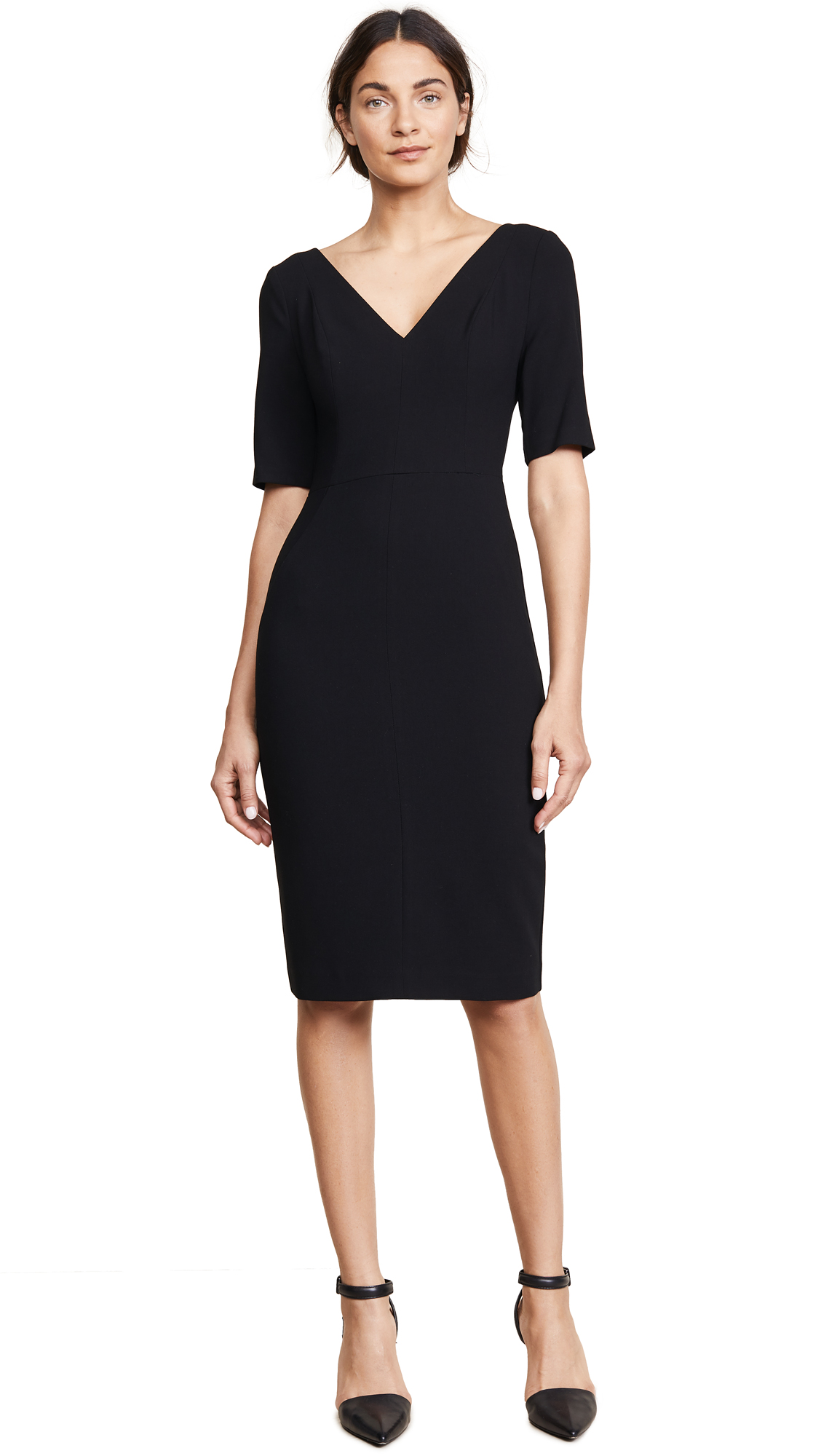 6be9d4f2 Black Halo Jeanette Sheath Dress | Coshio Online Shop