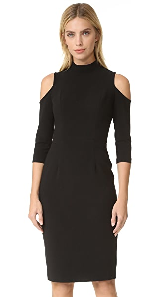 Black Halo Sergia Sheath Dress