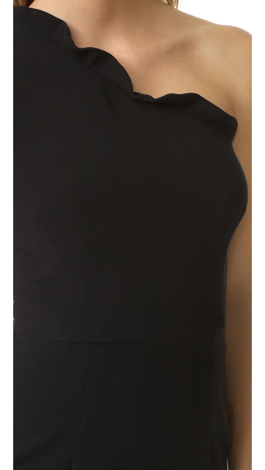 Платье-футляр Pravella Black Halo  (BLACK3036812867210)