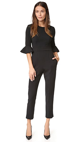 Black Halo Brooklyn Jumpsuit - Black