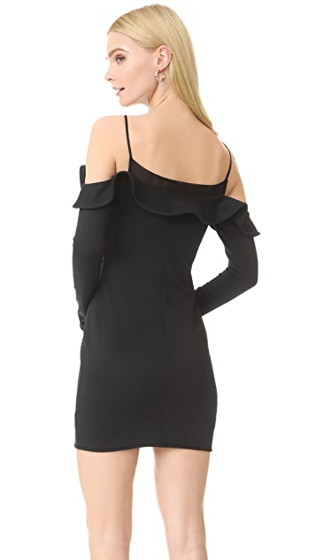 Black Halo Polly Mini Dress