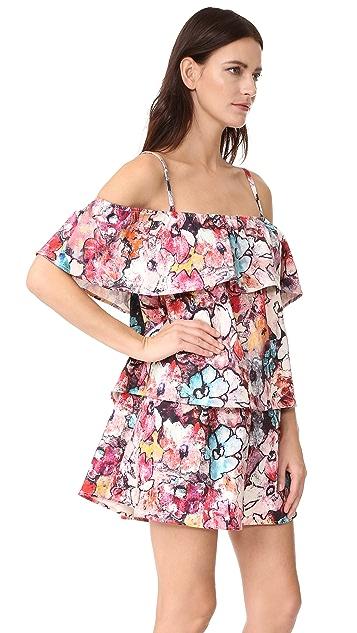 Black Halo Santos Mini Dress