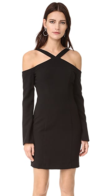 Black Halo Otavia Mini Dress