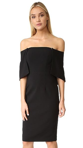 Black Halo Eloise Sheath Dress