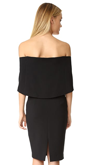 Black Halo Eloise Sheath Dress