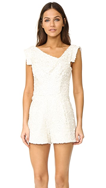 Black Halo Jackie O Anniversary Collection Romper