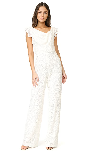 Black Halo Jackie O Anniversary Collection Jumpsuit