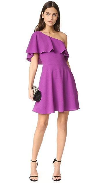 Black Halo Cruz Mini Dress