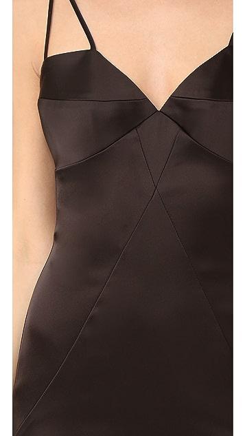 Black Halo Behati Gown