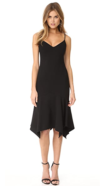 Black Halo Malik Dress - Black