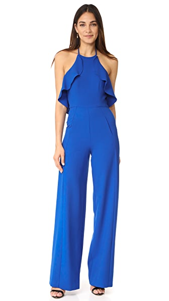 Black Halo Becca Jumpsuit - Shoreline