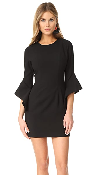 Black Halo Lorie Dress - Black