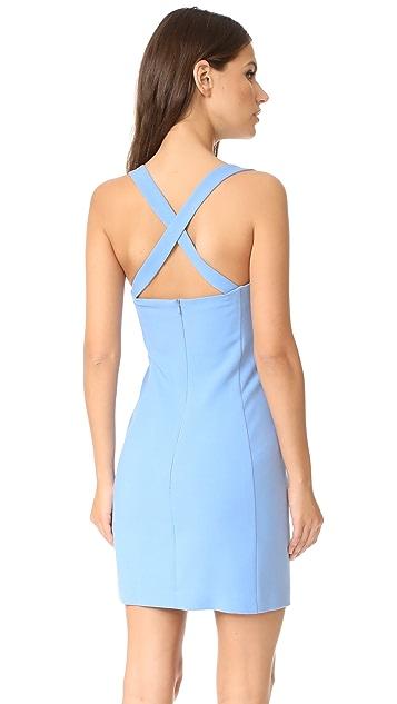 Black Halo Bryson Mini Dress