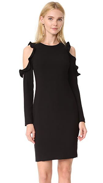 Black Halo Rocco Dress - Black