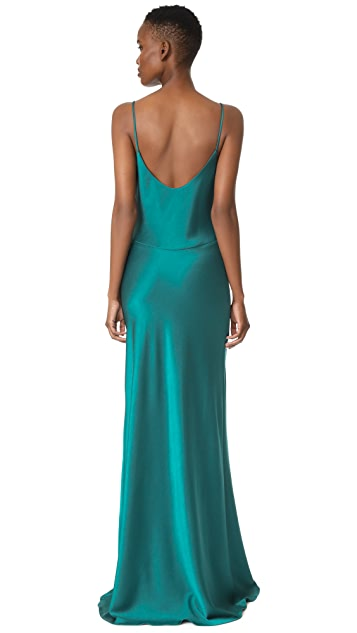 Black Halo Bessette Gown