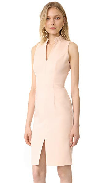 Black Halo Antoinette Sheath Dress - Buttercream