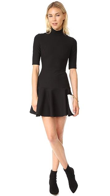Black Halo Reeder Dress