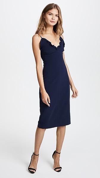 Black Halo Biscayne Dress