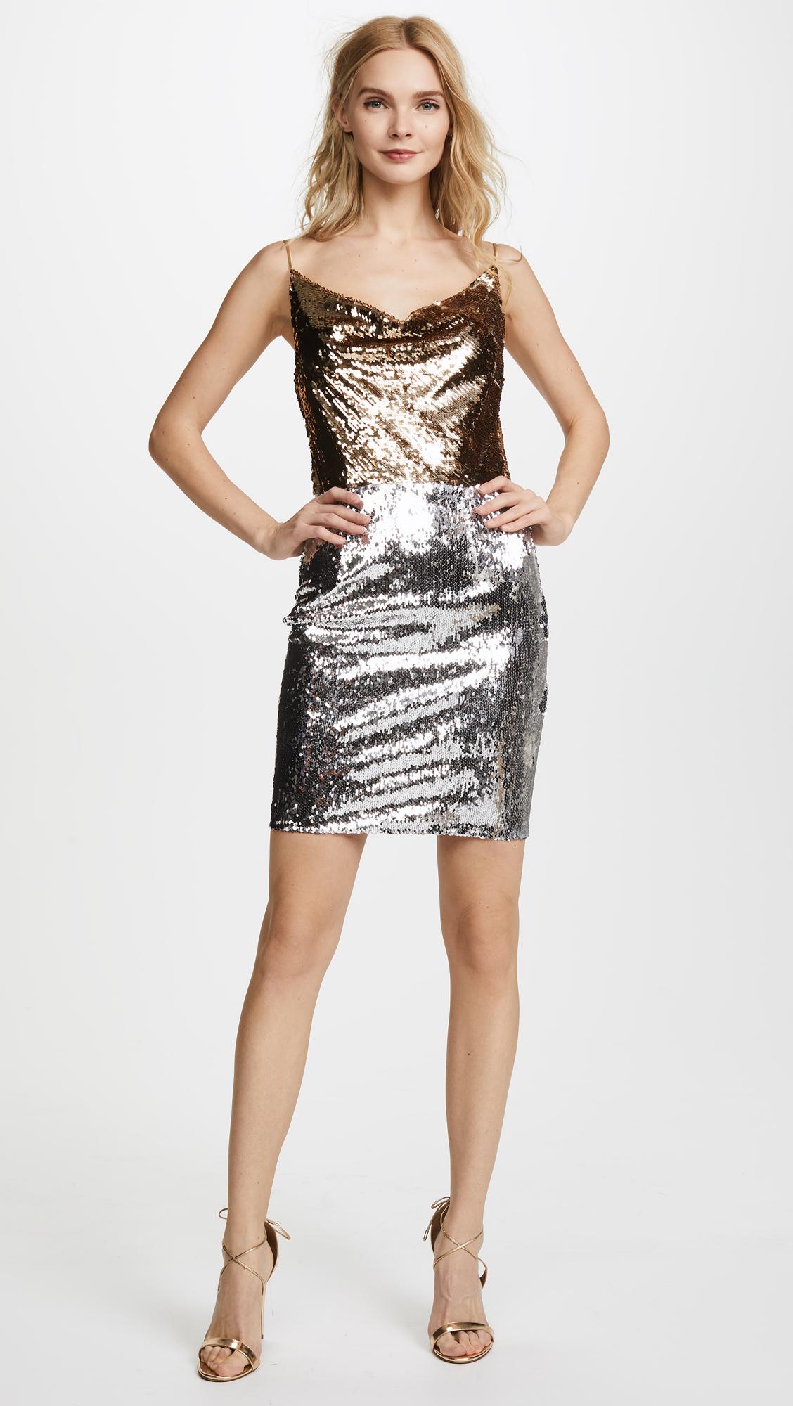 3eec1dc8a77b7 Black Halo Lucy Colorblock Dress | SHOPBOP