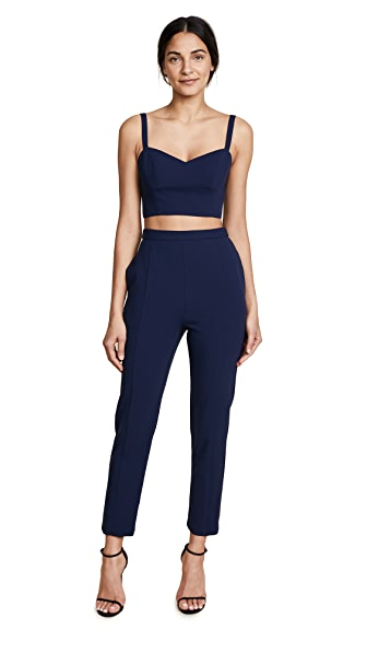 MAYKA TWO PIECE JUMPSUIT