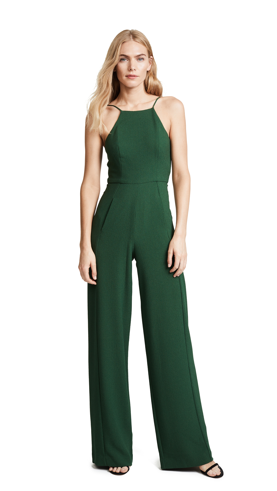 Black Halo Joaquin Jumpsuit - Nirvana