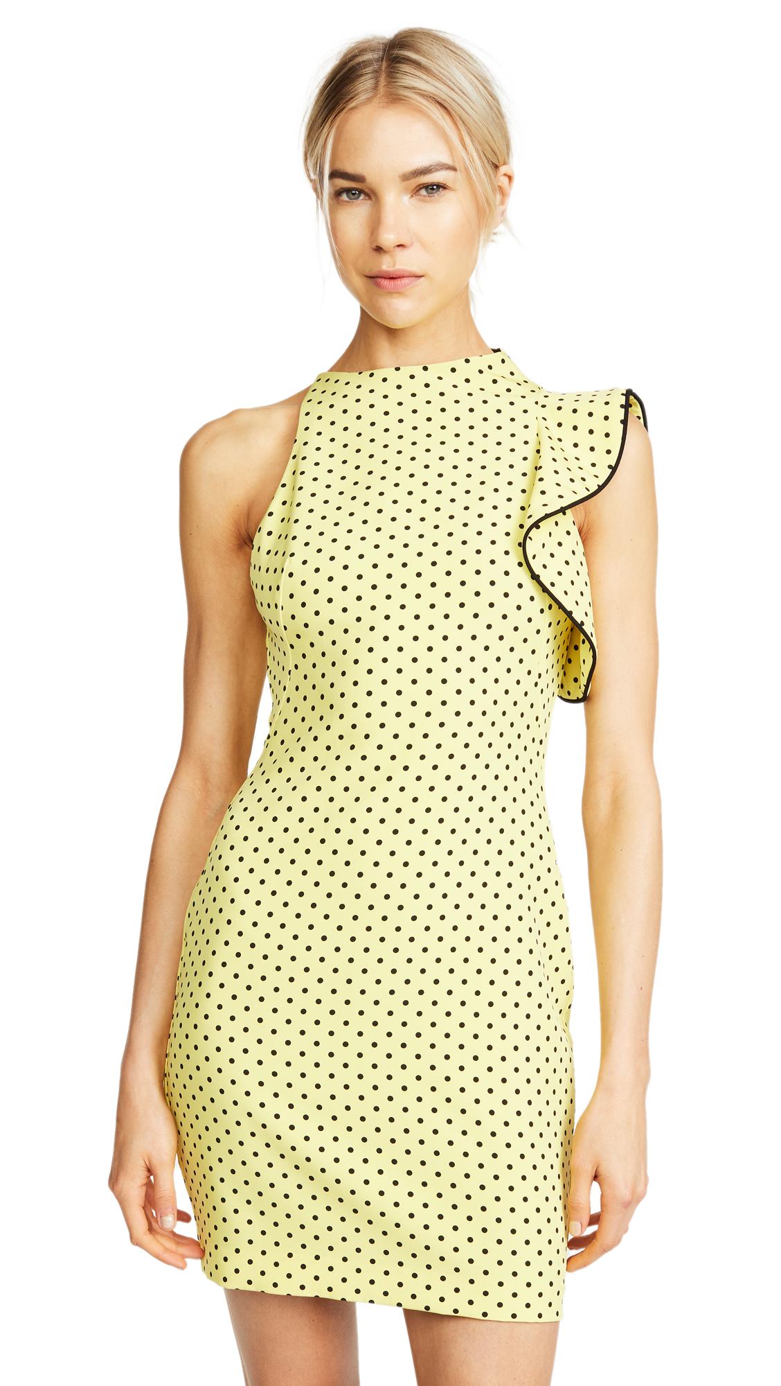 3fe33576 Black Halo Pabla Mini Dress   Coshio Online Shop