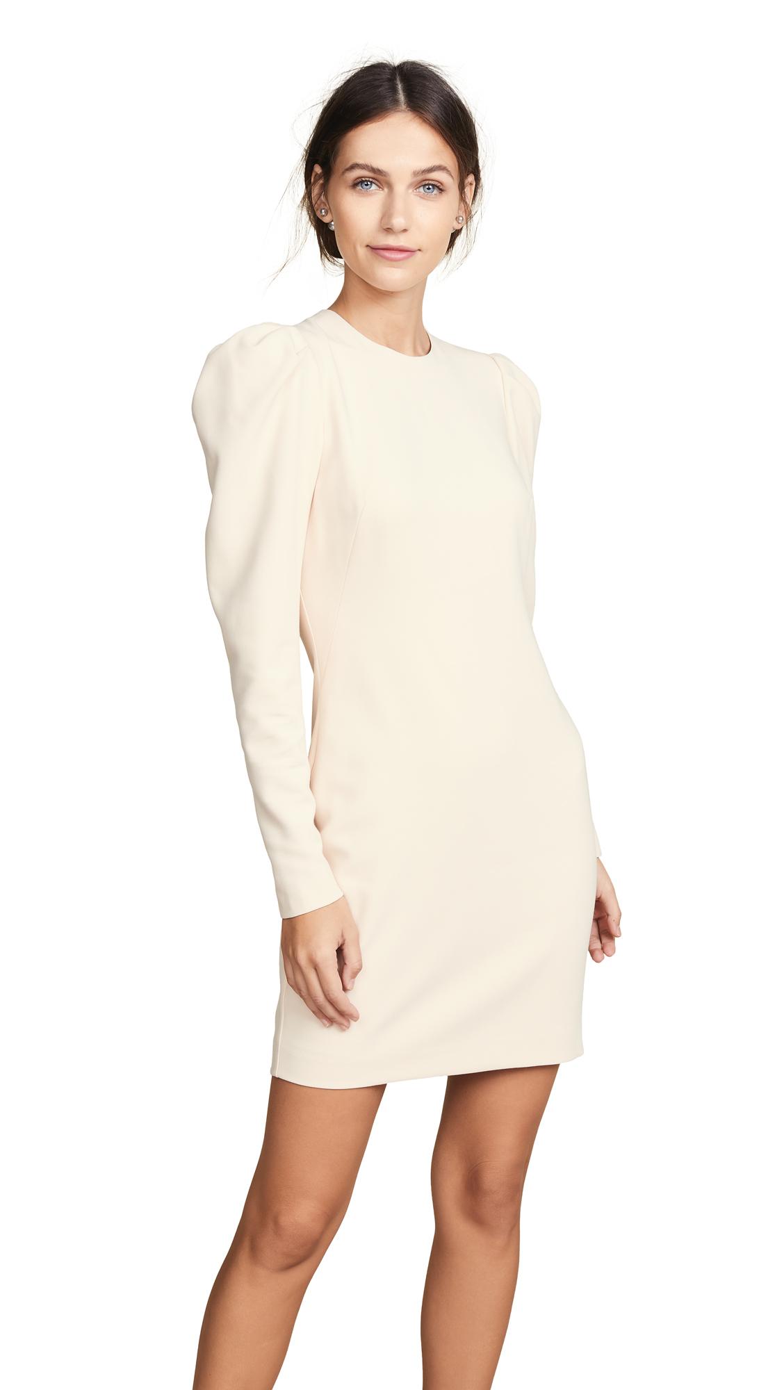 Hadley Mini Dress in Buttercream