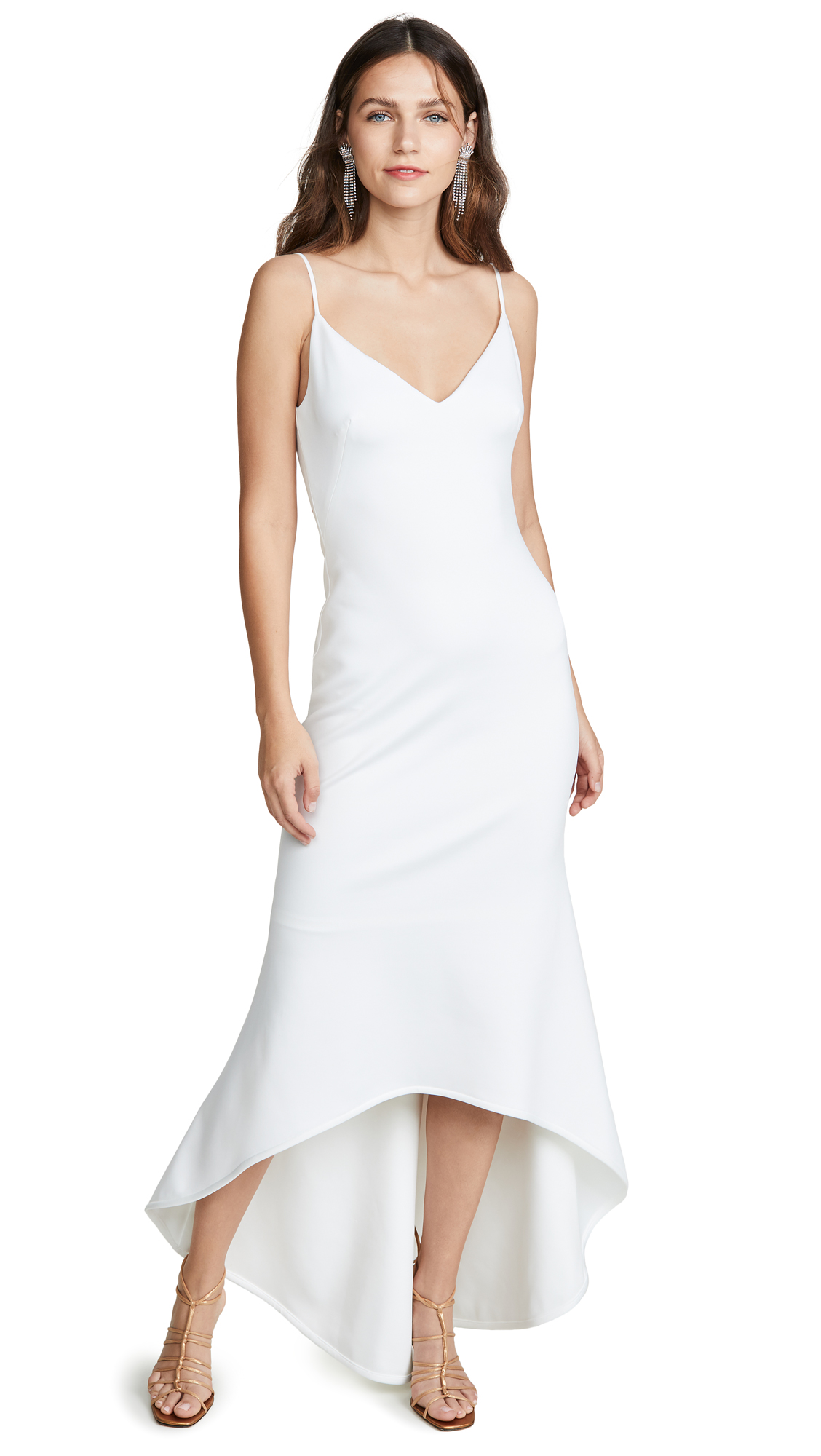 Black Halo Aremelle Gown - Whip Cream