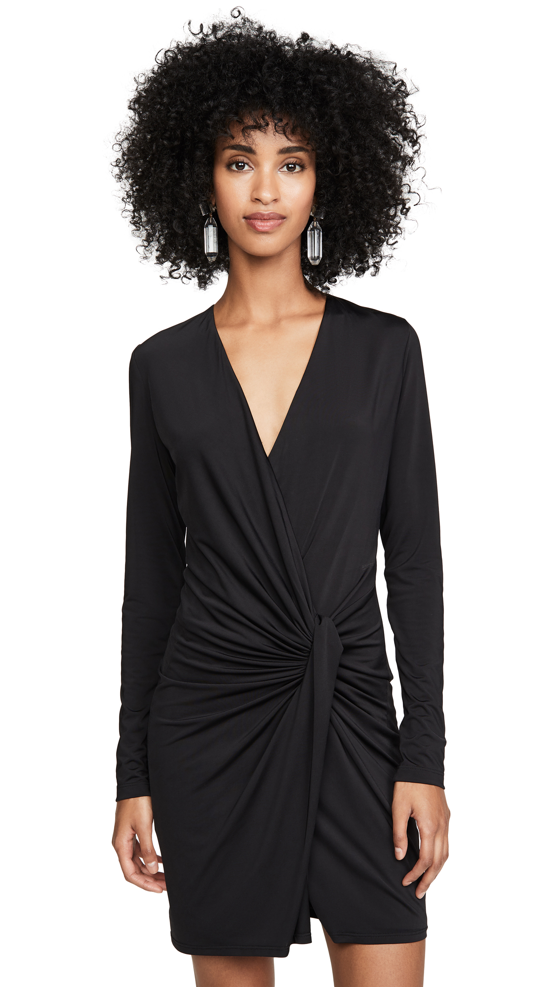 Black Halo Lara Mini Dress - 50% Off Sale