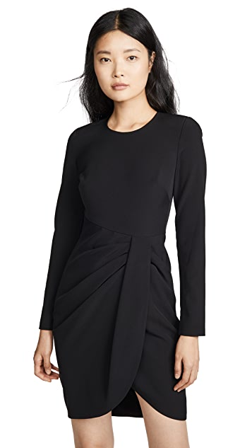 Black Halo Ivana Sheath Dress