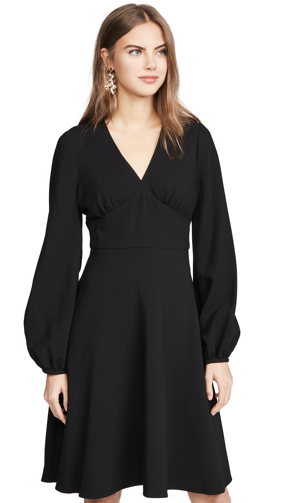 Black Halo Yvette Dress - 60% Off Sale
