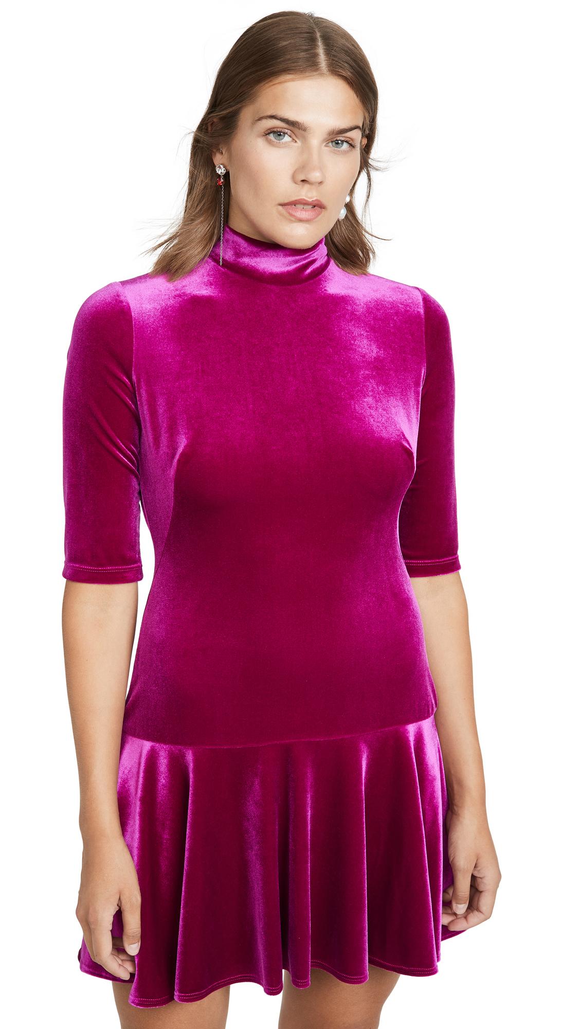 Buy Black Halo online - photo of Black Halo Reeder Dress