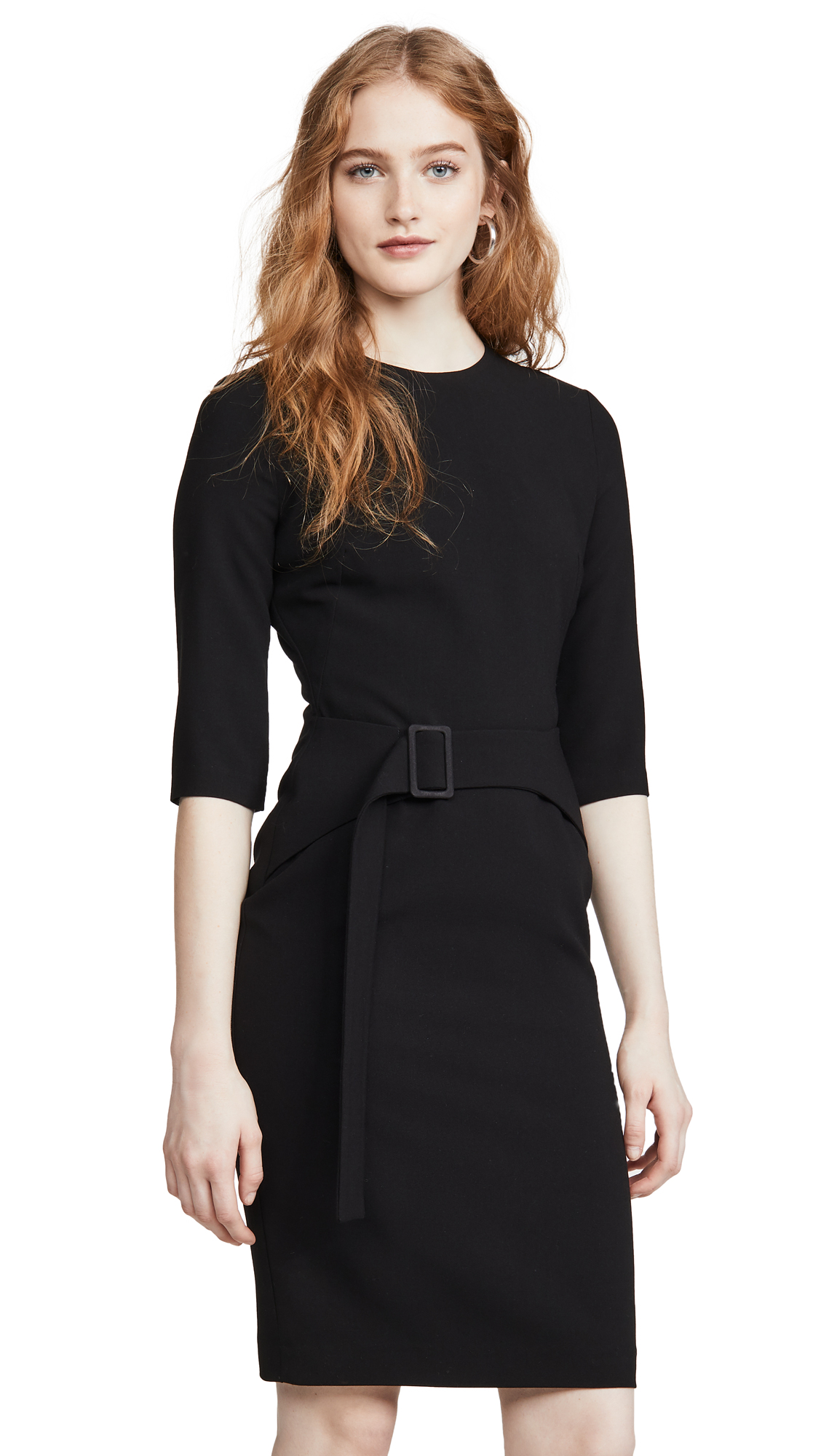 Buy Black Halo online - photo of Black Halo Emma Sheath Dress