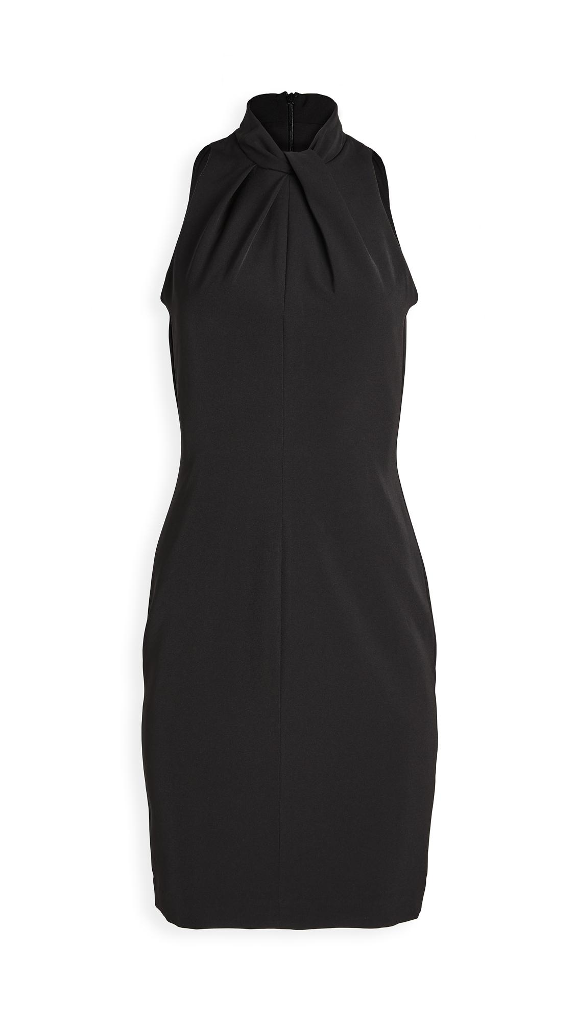 Black Halo Zana Sheath Dress