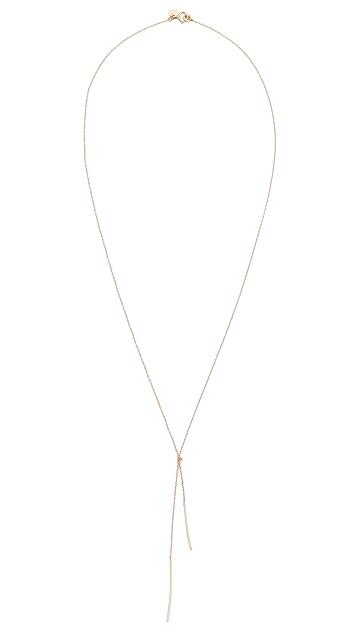 blanca monros gomez Stitch Necklace
