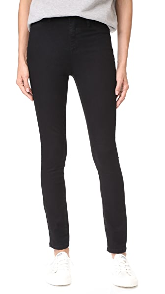 Blank Denim Hi Rise Skinny Jeans - Nightchild
