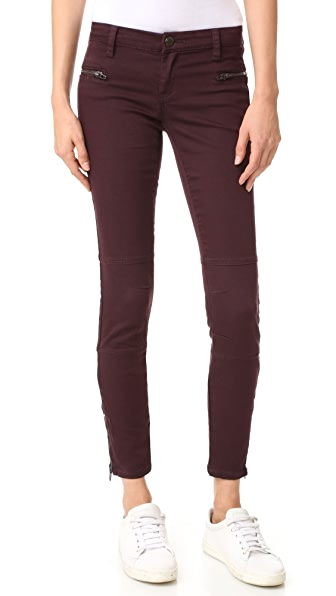 Blank Denim Практичные атласные брюки