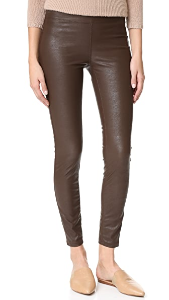 Blank Denim Vegan Leather Pants