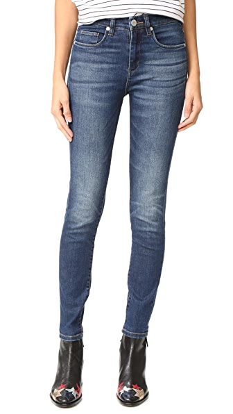 Blank Denim High Rise Jeans