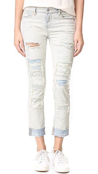 Blank Denim Bleach Jeans
