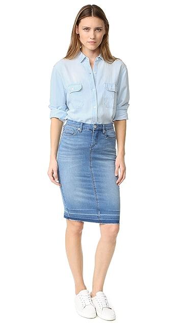 Blank Denim Denim Miniskirt