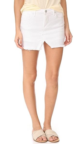 Blank Denim Обрезанная юбка-шорты