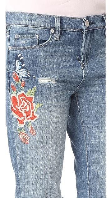 Blank Denim Wild Child Boyfriend Jeans
