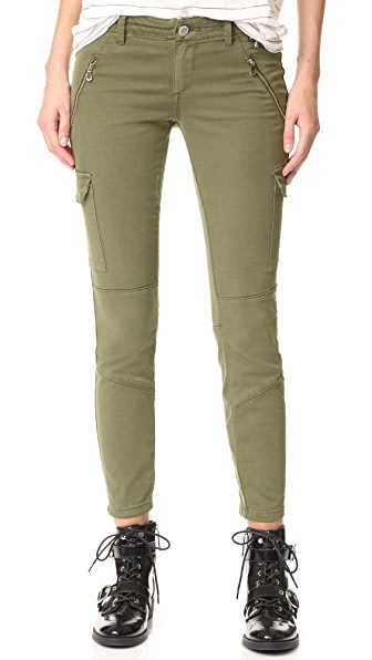 Blank Denim Olive Cargo Pants