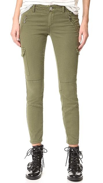 Blank Denim Olive Cargo Pants