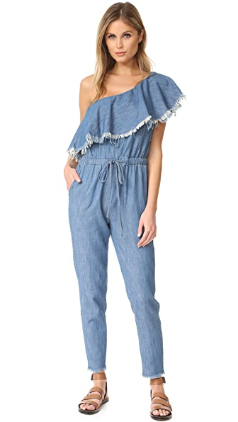 Blank Denim Making Waves Jumpsuit