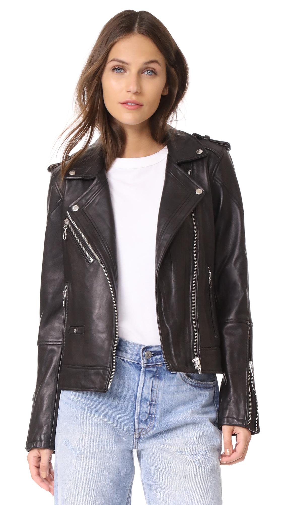 Blank Denim The One Jacket - Black