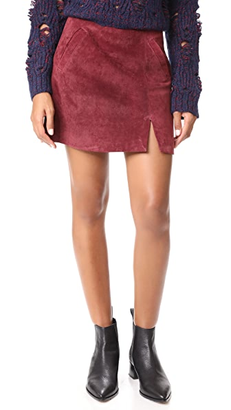 Blank Denim Ruby Skirt - Ruby